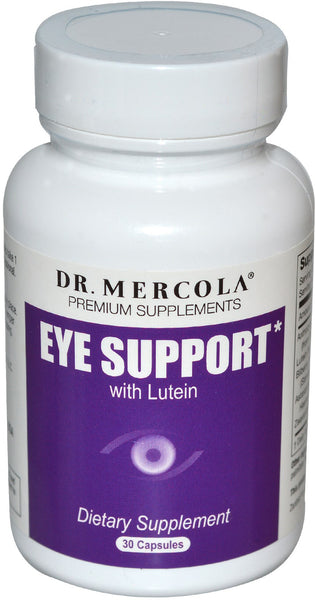 Eye Support - Powerful Antioxidant Protection For Your Eyes by Dr. Mercola