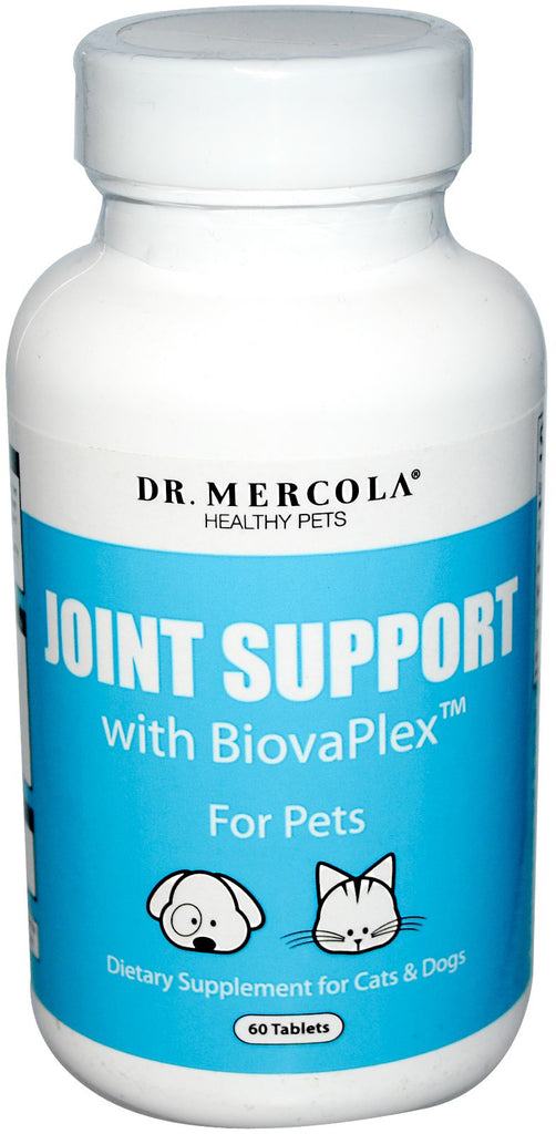 Joint Support for Pets - Help Ensure Your Furry Friend's Optimal Joint Health by Dr. Mercola
