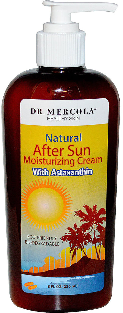 After Sun Moisturizing Cream - Help Nourish Your Dry & Damaged Skin by Dr. Mercola