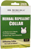 Herbal Repellent Collar  - Repels Fleas, Ticks, Mosquitoes by Dr. Mercola