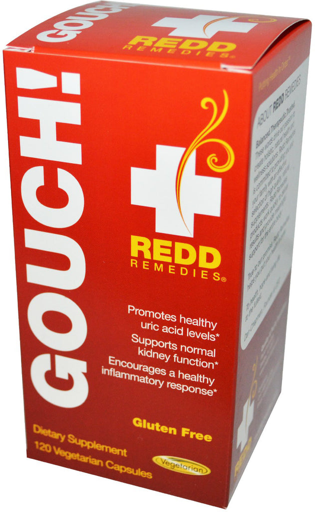 Gouch! - Encourages a Healthy Inflammatory Response by Redd Remedies