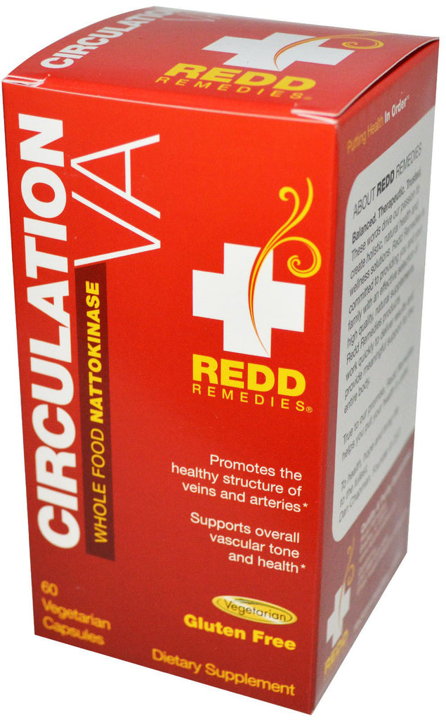 Circulation VA - Maintain Normal Blood Circuit Patterns by Redd Remedies