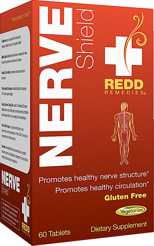 Nerve Shield - Promotes Healthy Myelin Sheath by Redd Remedies