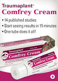Traumaplant Comfrey Cream - Topical Rescue from a Skin-healing Plant by Terry Naturally