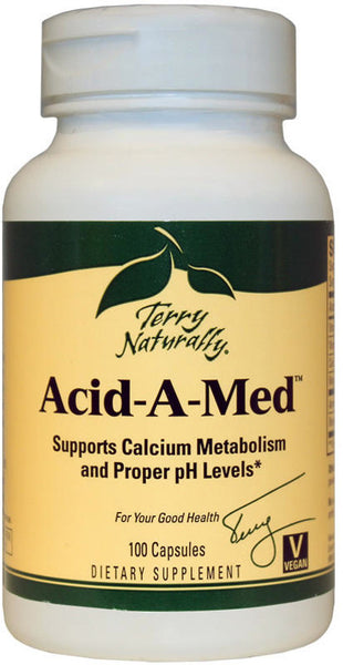 Acid-A-Med - Calcium Metabolism Support by Terry Naturally