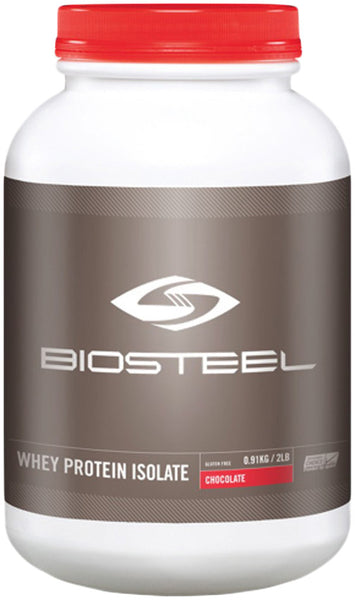 Whey Protein Isolate - Fuels Muscles With High Grade Protein Powder by Biosteel