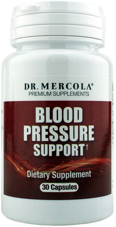 Blood Pressure Support - For Healthy Normal Blood Pressure by Dr. Mercola
