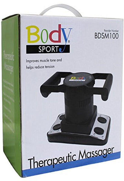 Therapeutic Massager - 2 Speed Massage Therapy For Aching Muscles by BodySport