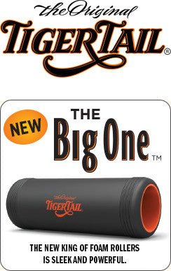 The Big One - Relieve Your Muscle Knots & Tightness by Tiger Tail USA