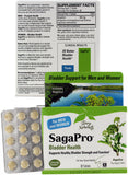SagaPro Bladder Health - Healthy Bladder Strength & Function by Terry Naturally