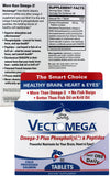 Vectomega - Powerful Nutrients for Your Brain, Heart & Eyes by Terry Naturally