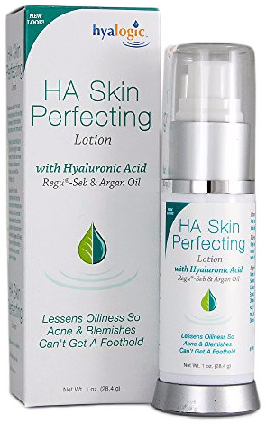 HA Skin Perfecting Lotion - Helps Minimize Pores & Control Oily Skin by Hyalogic