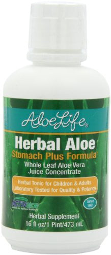 Aloe Life - Herbal Aloe Stomach (1 Pt.)
