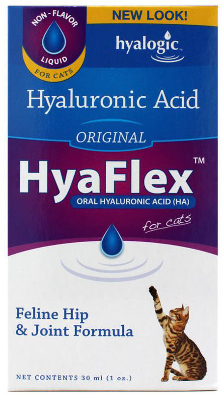 HyaFlex™ for Cats - Supports Your Pet's Healthy Hip & Joint Function by Hyalogic