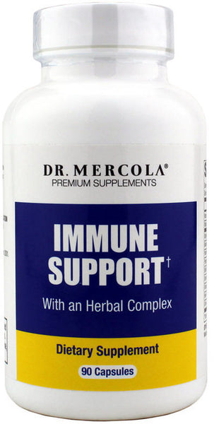 Immune Support - For The support of a Healthy Immune System by Dr. Mercola