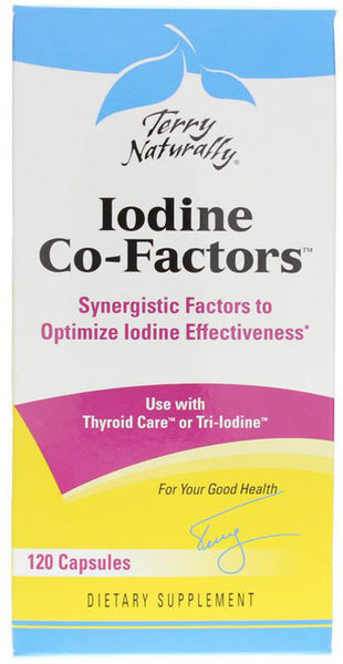 Iodine Co-Factors - Synergistic Factors to Optimize Iodine Effectiveness by Terry Naturally