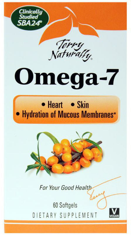 Omega-7 - Supports Heart, Skin, Hydration of Mucous Membranes by Terry Naturally