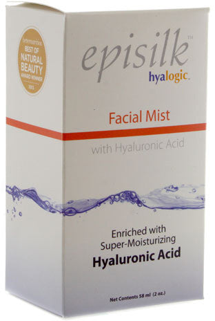 Episilk™ Facial Mist - Nourish and Hydrate Your Skin by Hyalogic