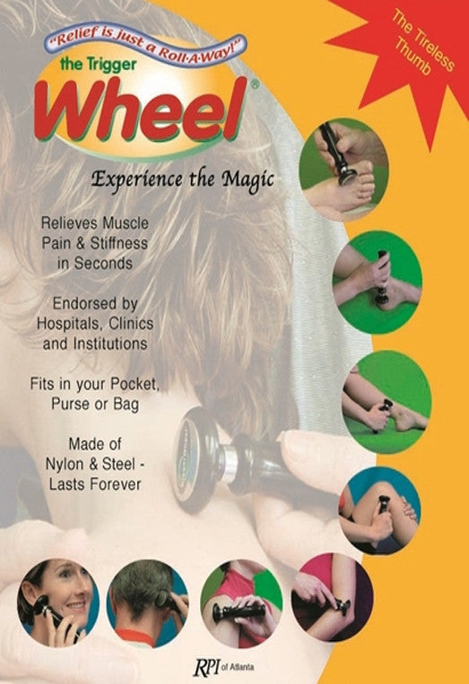 Trigger Wheel - A Uniquely Simple & Effective Device For Muscles by The Stick