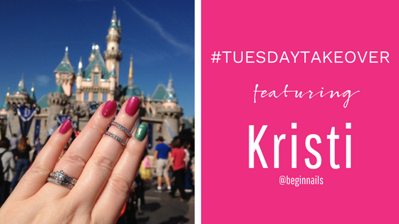 #TuesdayTakeover featuring Kristi