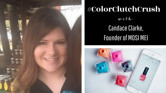 #ColorClutchCrush Series: Candace Clarke of MOSI MEI