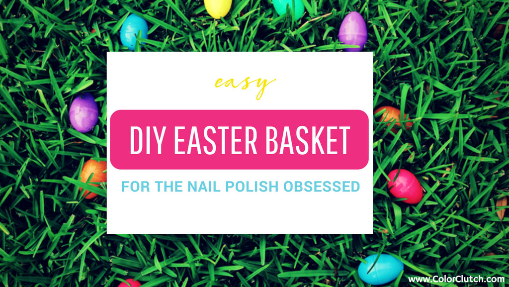 4 Steps to Creating an Easy DIY Easter Basket