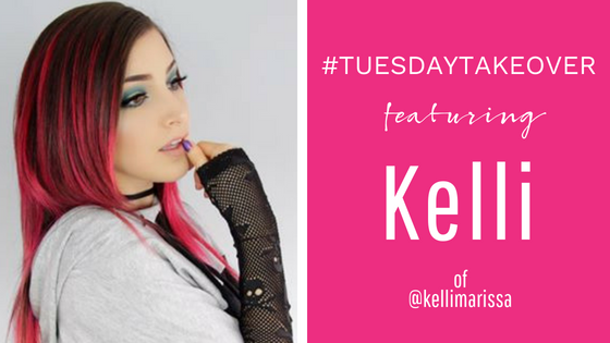 #TuesdayTakeover Featuring Kelli from @kellimarissa!