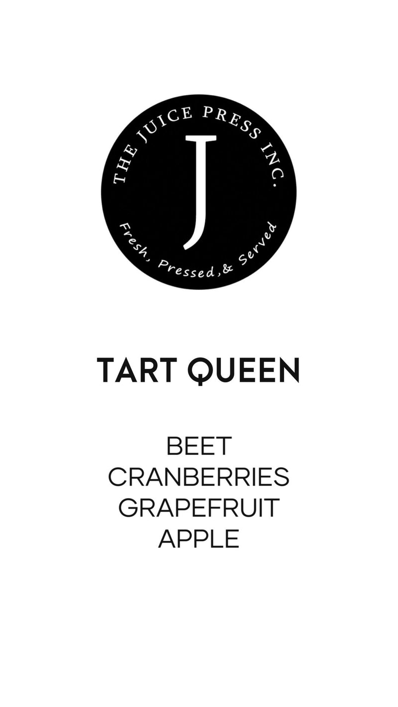 TART QUEEN - The Juice Press Inc.
