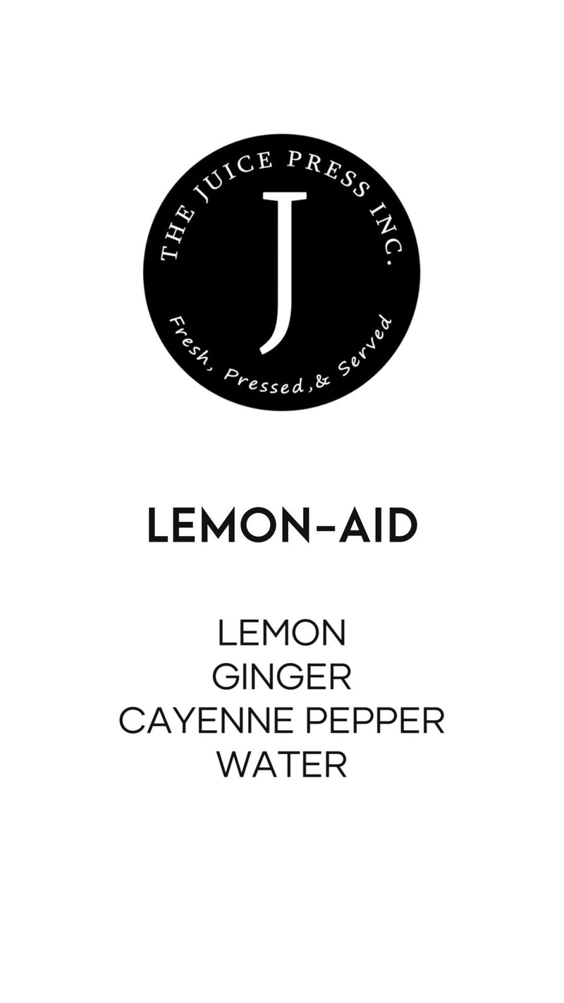 LEMON-AID - The Juice Press Inc.