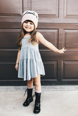 PLAY DATE TIERED DRESS