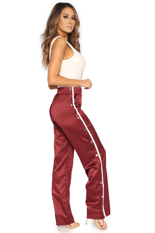 GAME DAY TRACK PANTS