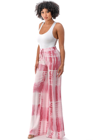 BRITTANY WIDE LEG PANTS
