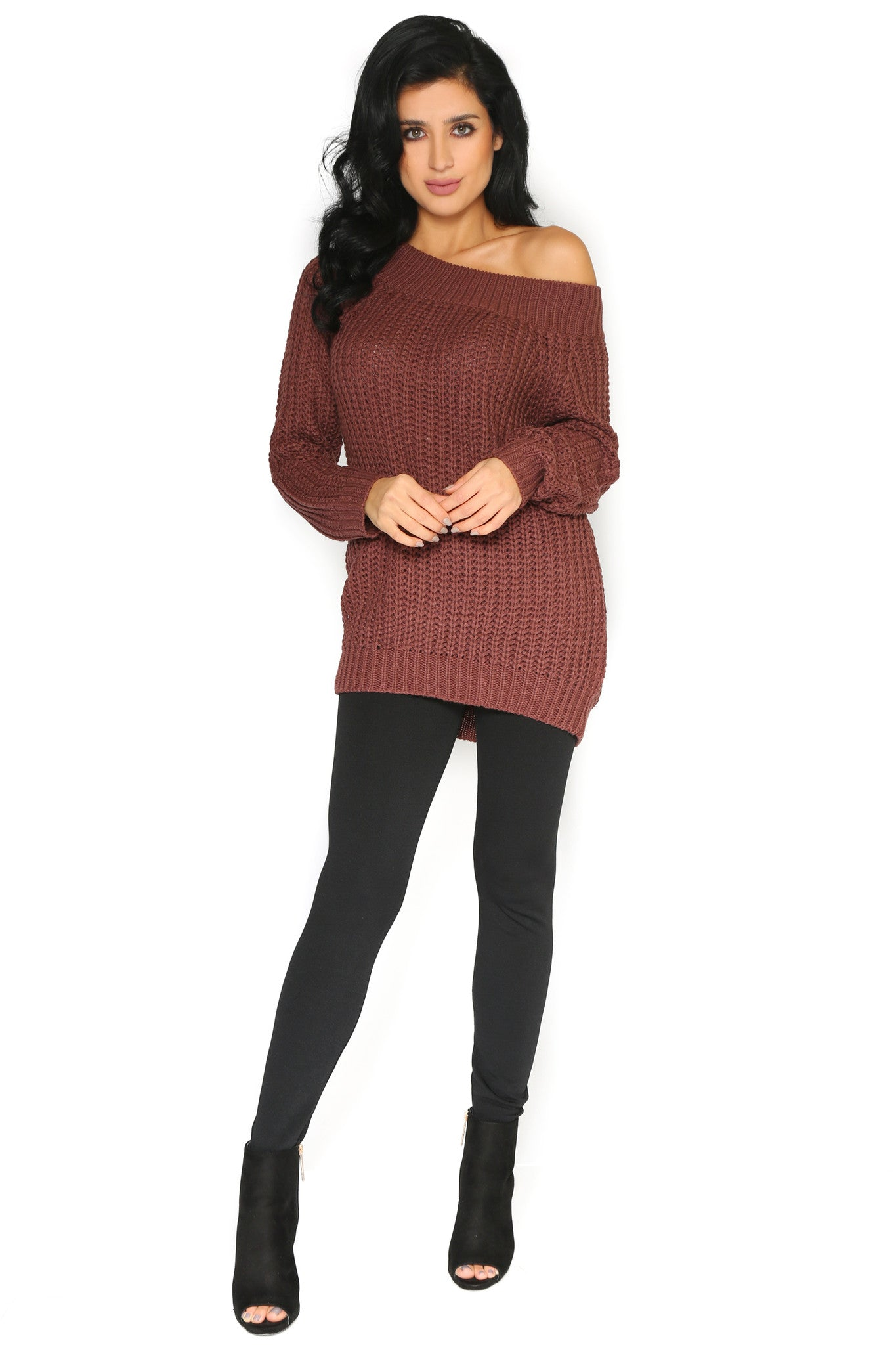 VICTORIA SWEATER - Glam Envy - 1