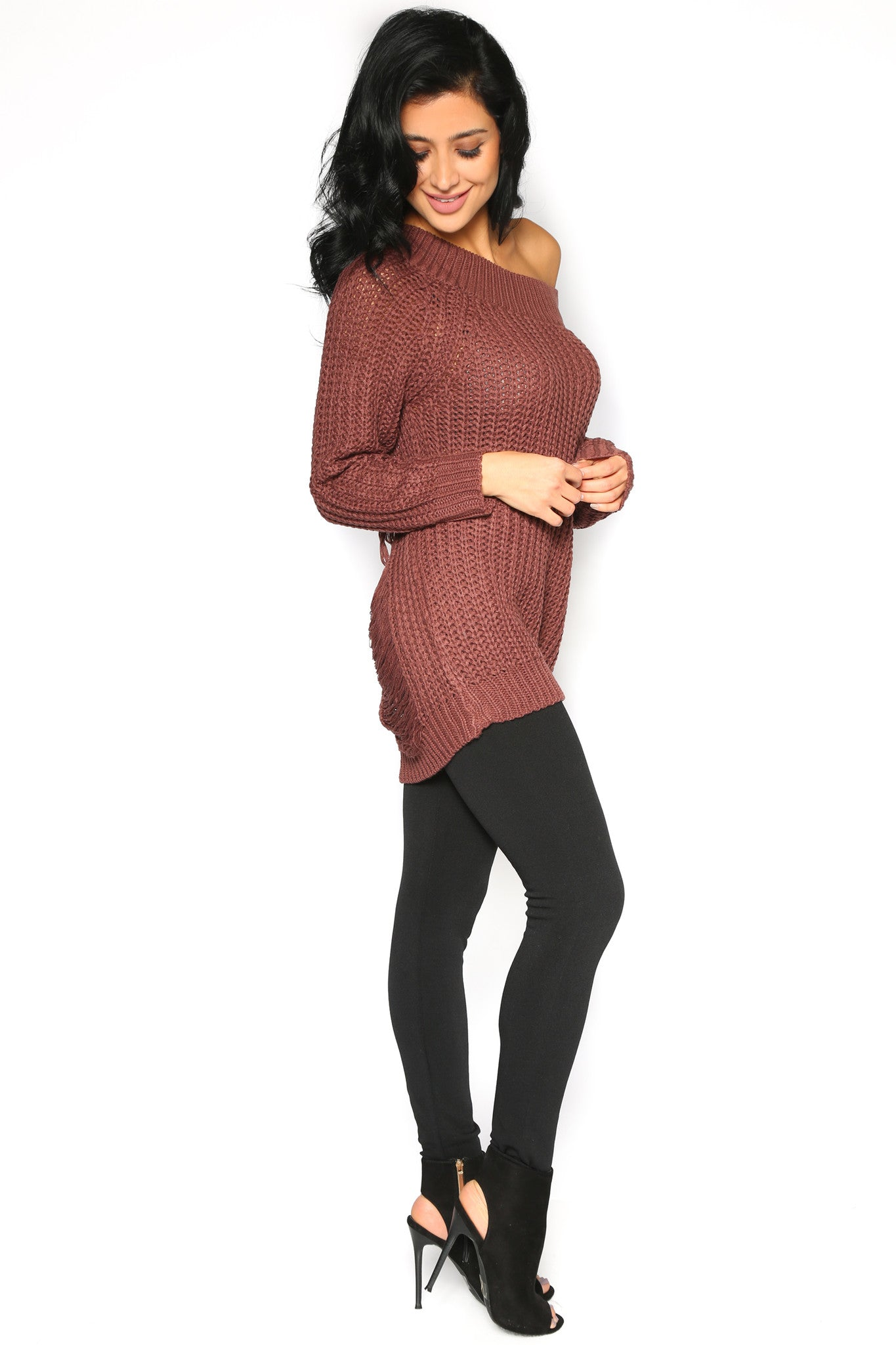 VICTORIA SWEATER - Glam Envy - 2