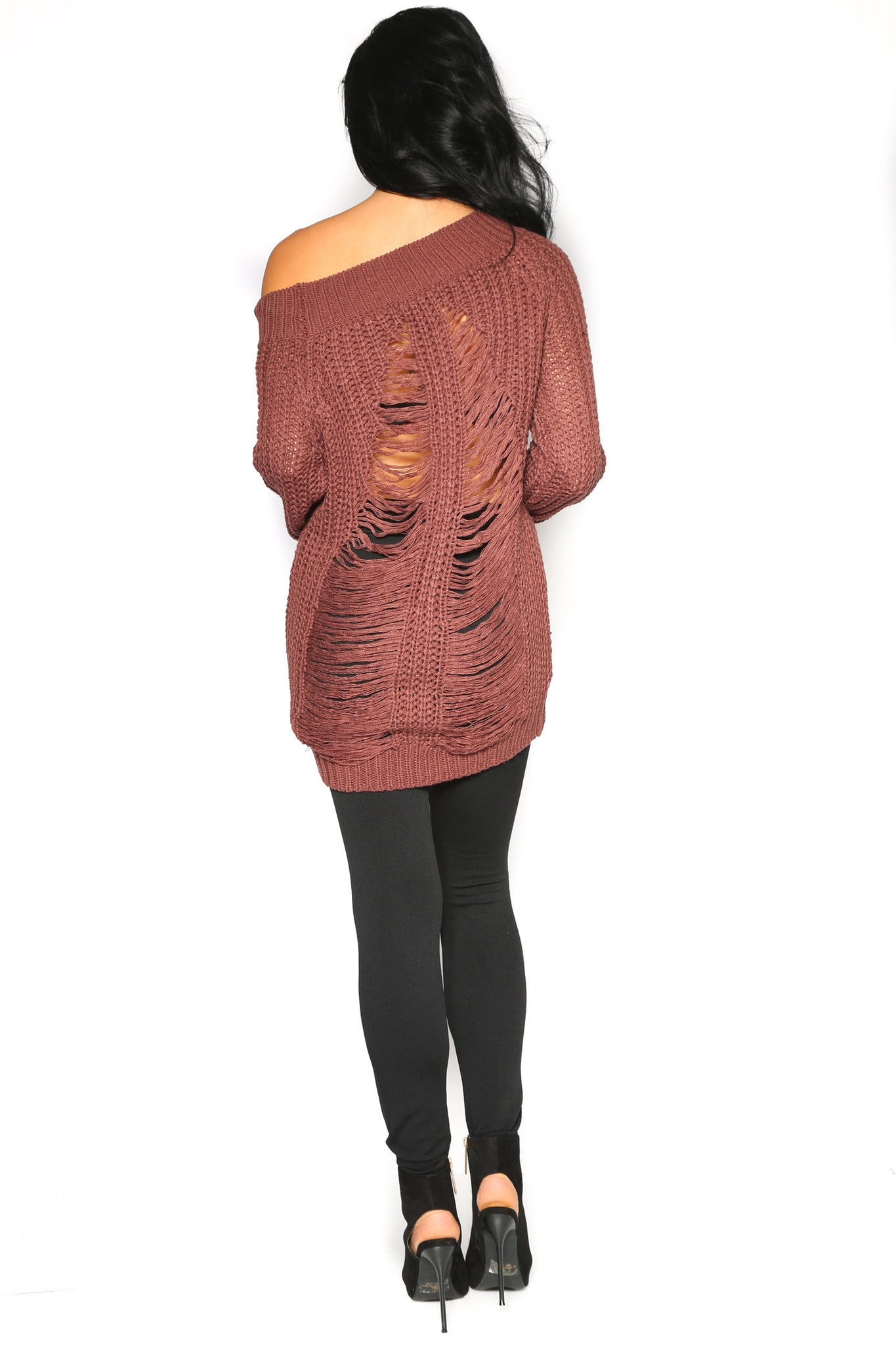 VICTORIA SWEATER - Glam Envy - 3