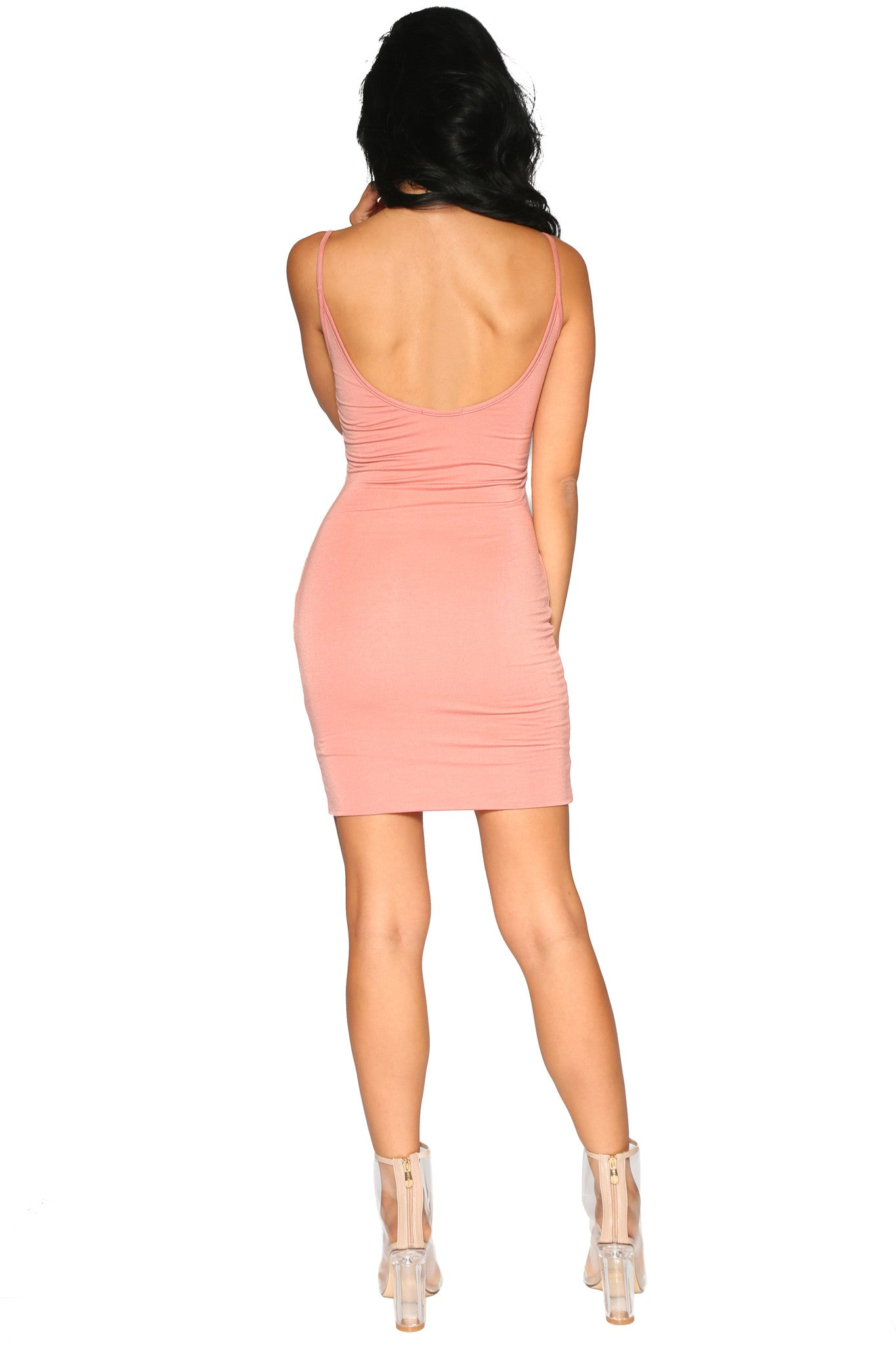 CHLOE TANK DRESS - Glam Envy - 3