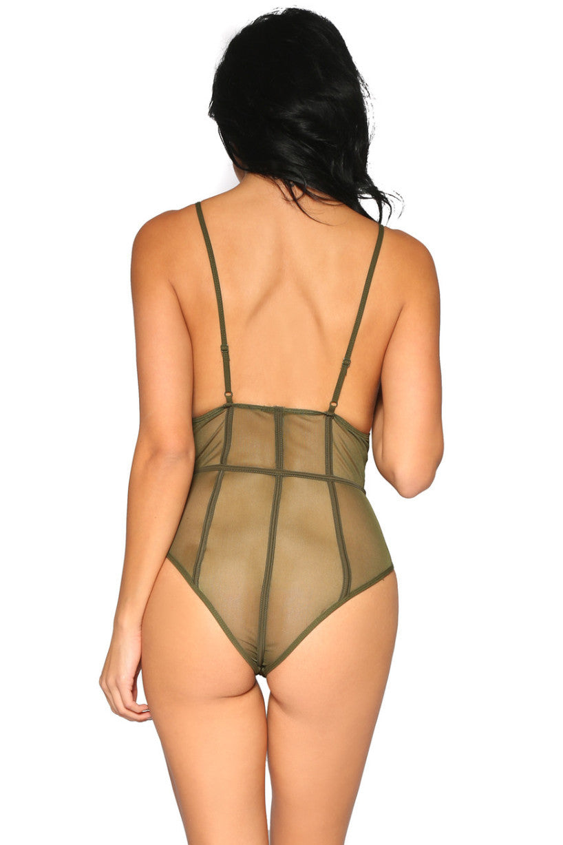 DATE NIGHT BODYSUIT - Glam Envy - 3