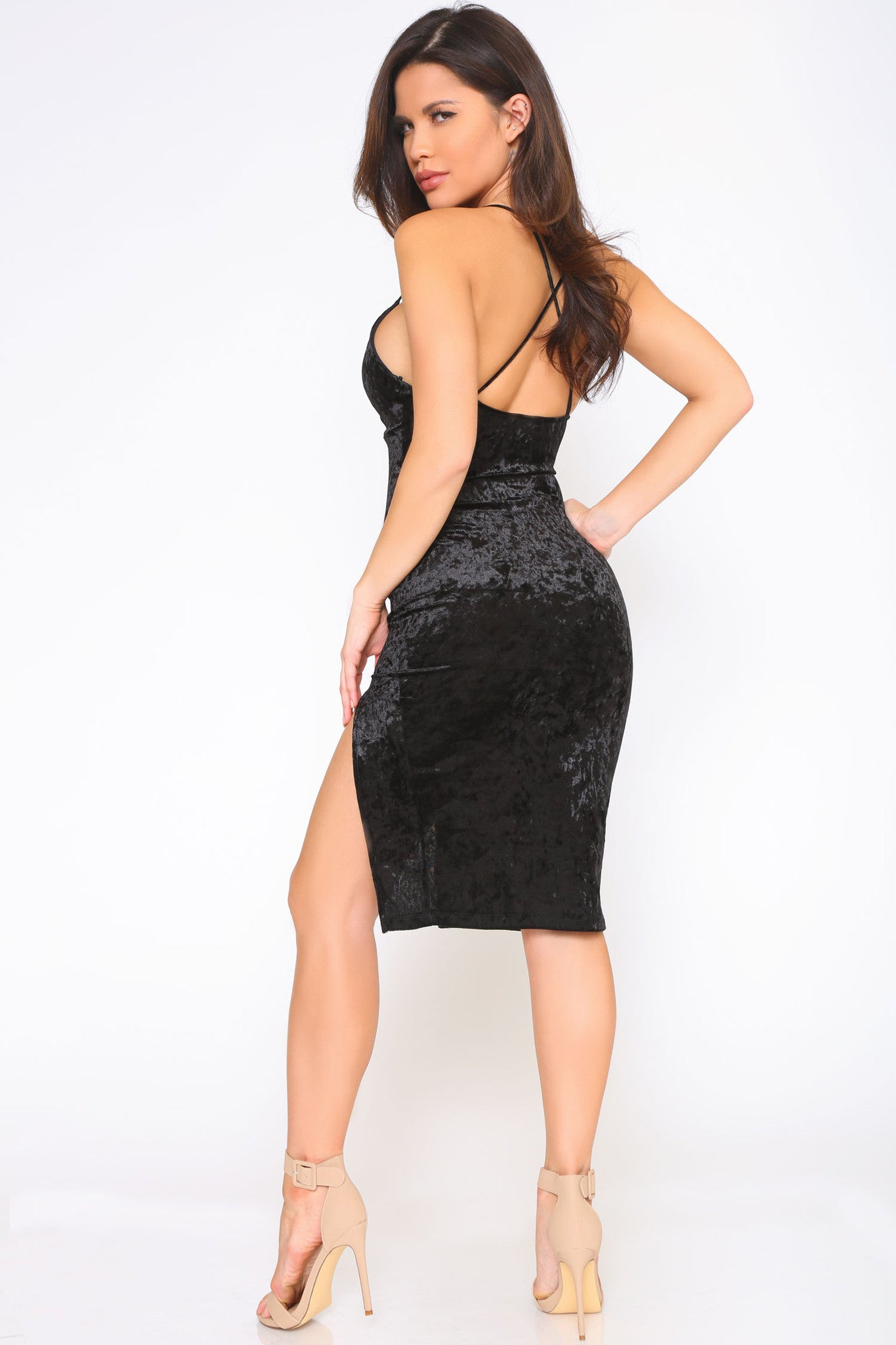 NAOMI DRESS - Glam Envy - 3