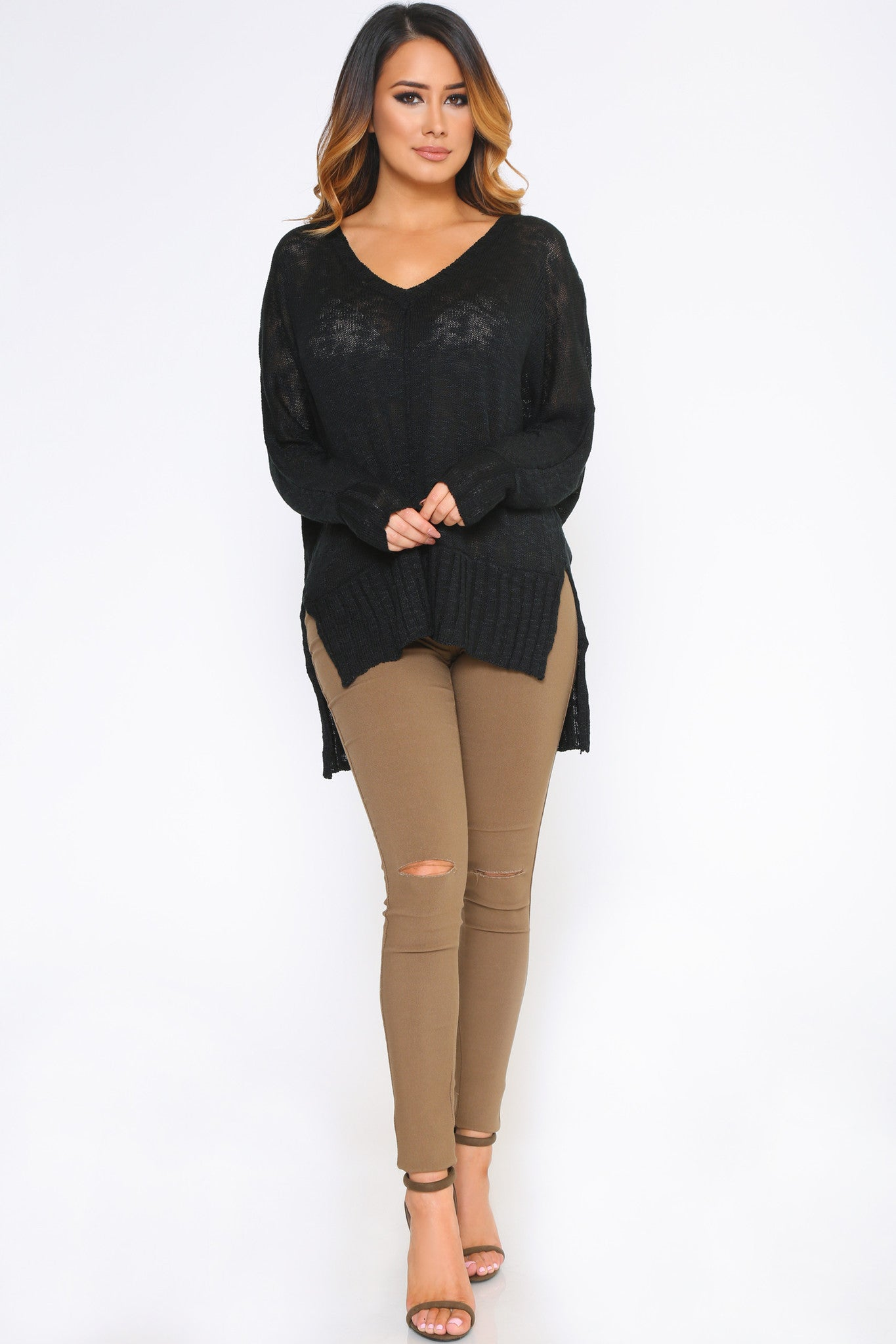 KARINA SWEATER - Glam Envy - 2