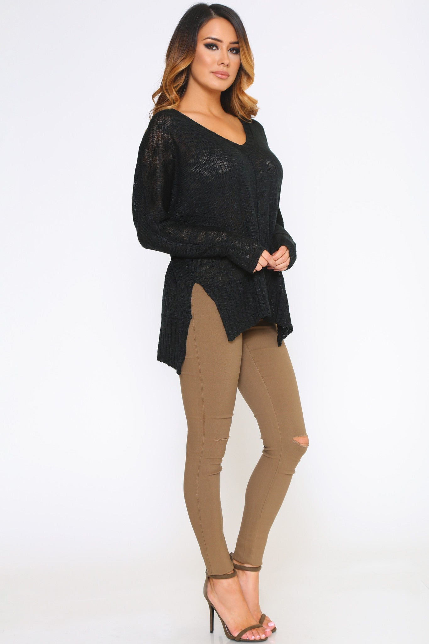 KARINA SWEATER - Glam Envy - 1