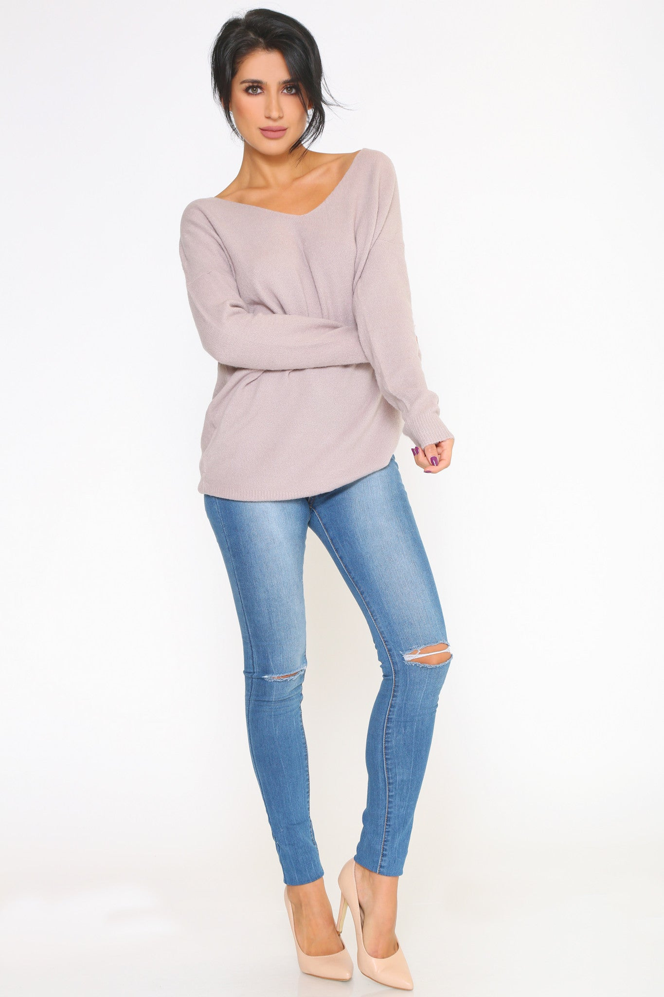 LUCIA SWEATER - Glam Envy - 1
