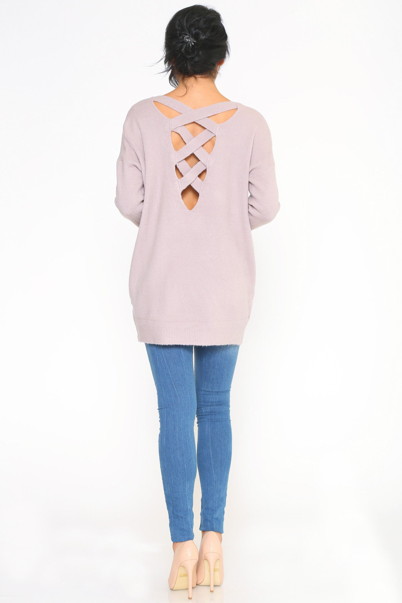 LUCIA SWEATER - Glam Envy - 3