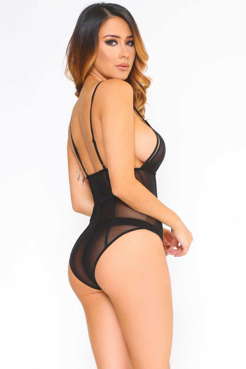 DATE NIGHT BODYSUIT - Glam Envy - 2