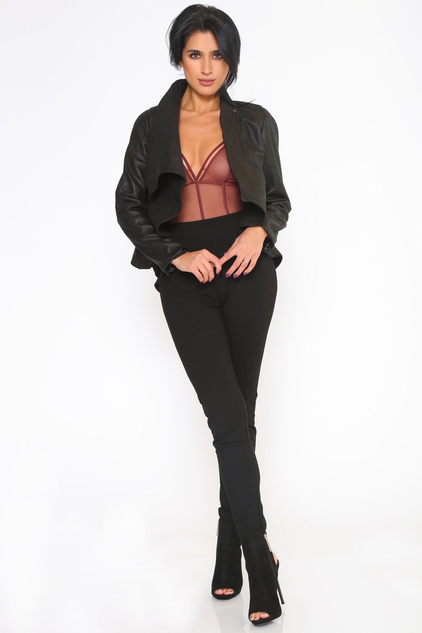 JEZEBEL JACKET - Glam Envy - 2
