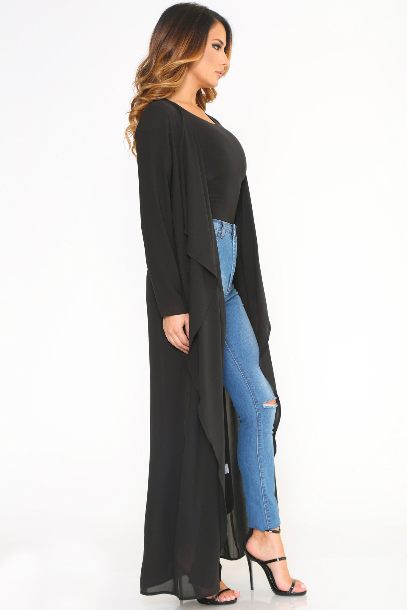 TAYLOR DUSTER CARDIGAN - Glam Envy - 2