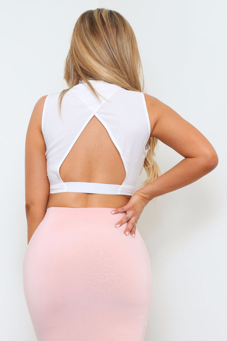 MARIE CROP TOP - Glam Envy - 3