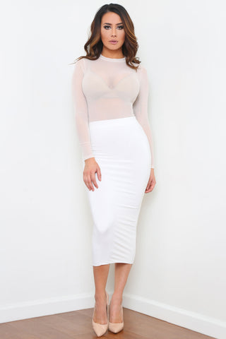 BETHANY SKIRT - Glam Envy - 1