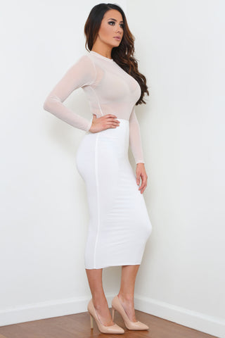 BETHANY SKIRT - Glam Envy - 2