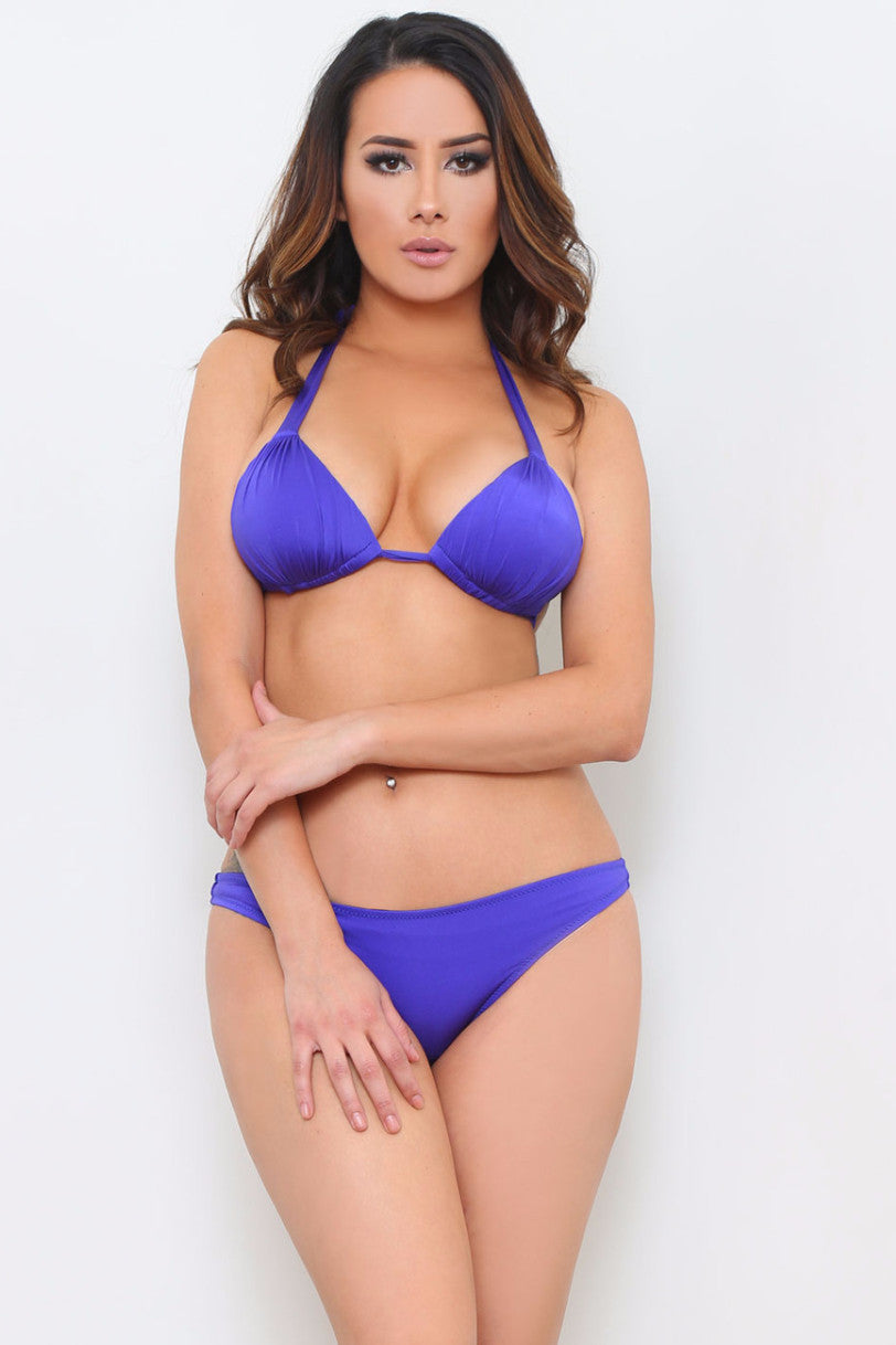 SADE BIKINI (TOP AND BOTTOMS SOLD SEPARATELY) - Glam Envy - 1