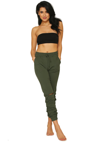TAWNY SWEAT PANTS - Glam Envy - 1